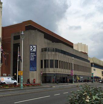 Brighton Centre, venue for this year's Liberal Democrat conference