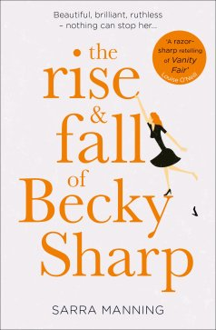 The Rise and Fall of Becky Sharp cover