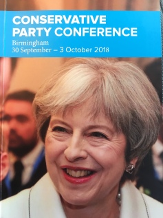 Conservative party conference 2018