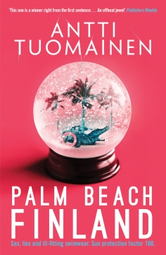 Palm Beach Finland cover