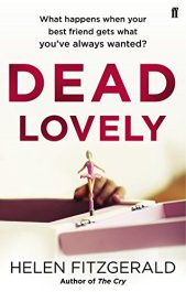 Cover of Dead Lovely by Helen Fitzgerald