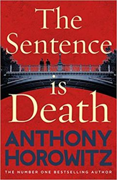 Cover of The Sentence is Death by Anthony Horowitz