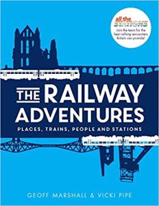 cover of The Railway Adventures