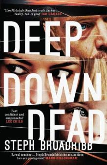 Cover of Deep Down Dead