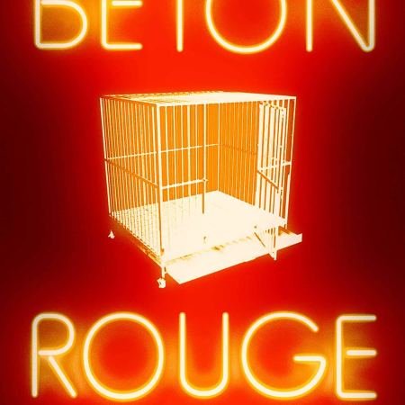 Cover of Beton Rouge by Simone Buchholz
