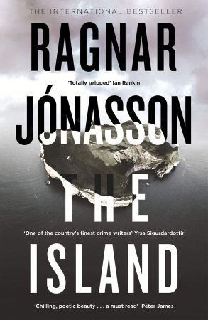 The Island Ragnar Jónasson cover