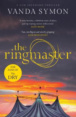 Cover of The Ringmaster by Vanda Symon