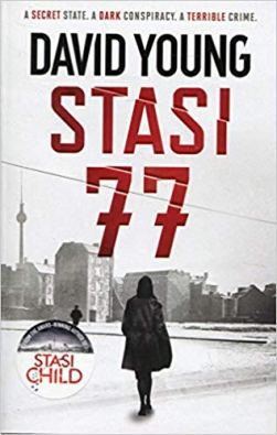cover of Stasi 77 by David Young