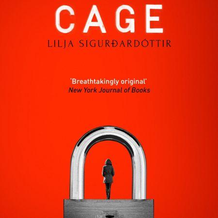 Cage by Lilja Sigurdardottir cover