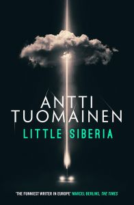 Front cover of Little Siberia by Antti Tuomainen
