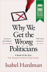 cover of Why we get the Wrong Politicians