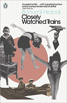 Cover of Closely Watched Trains