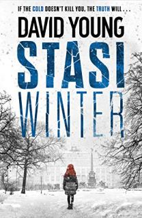 Cover of Stasi Winter by David Young