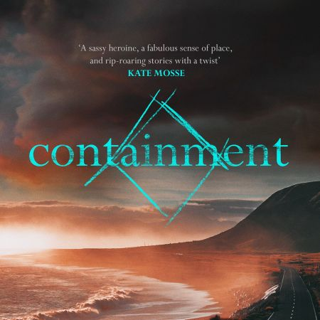 Cover of Containment by Vanda Symon