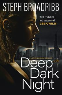 Deep Dark Night book cover