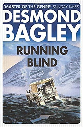 Running Blind by Desmond Bagley