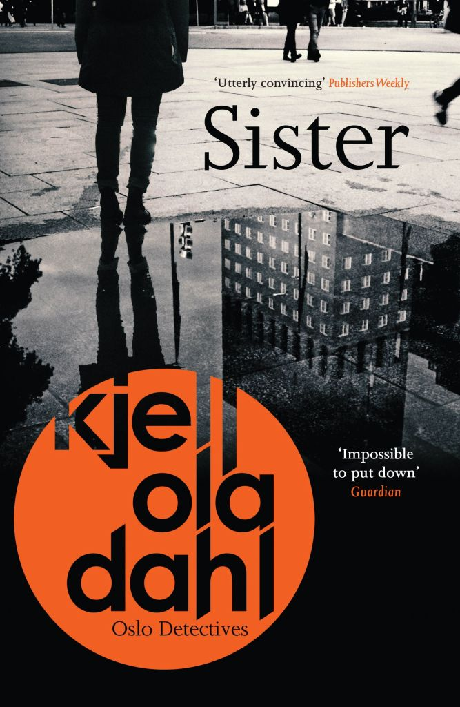 cover of Sister by Kjell Ola Dahl
