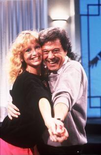 Liza Goddard and Lionel Blair