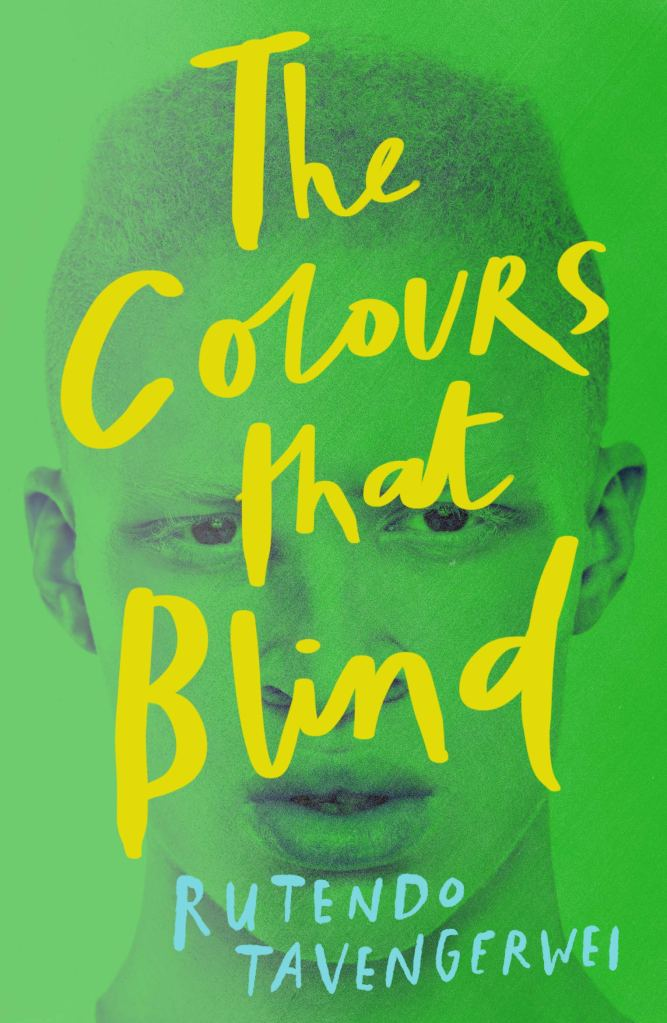 Cover of The Colours that Blind