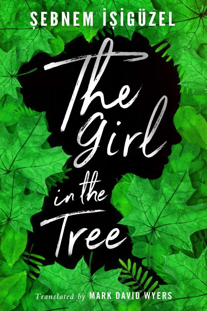 Cover of The Girl in the Tree