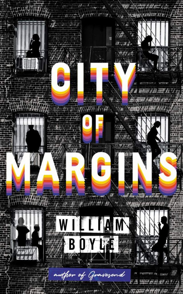 Cover of City of Margins by William Boyle