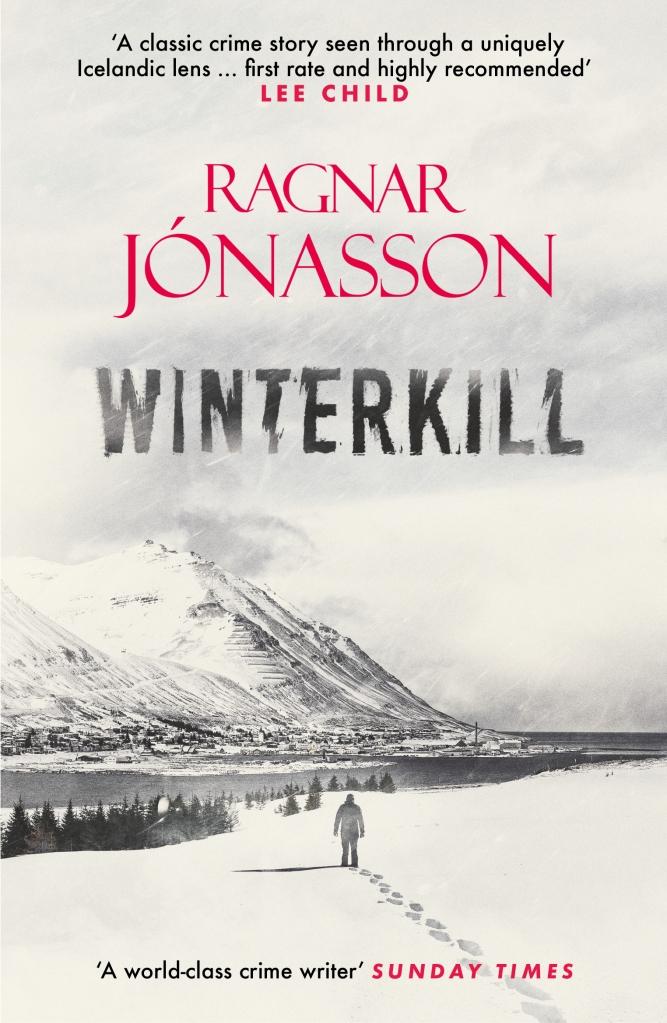 Cover of Winterkill by Ragnar Jonasson