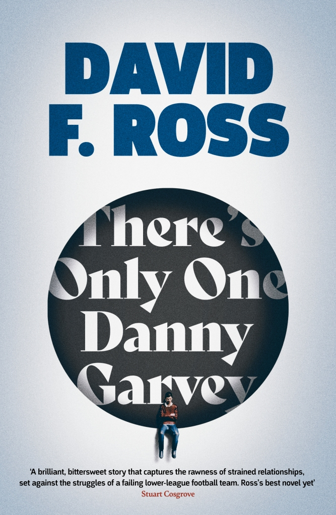 Cover of There's Only One Danny Garvey