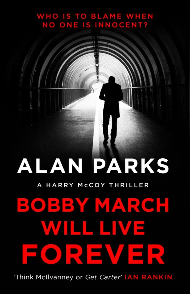 cover of Bobby March will live forever