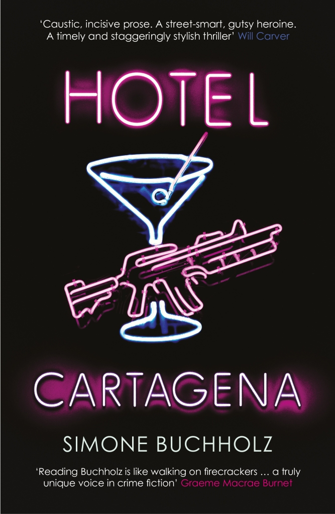 cover of Hotel Cartagena