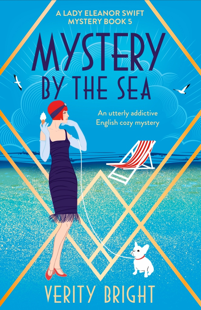 Mystery by the Sea book cover