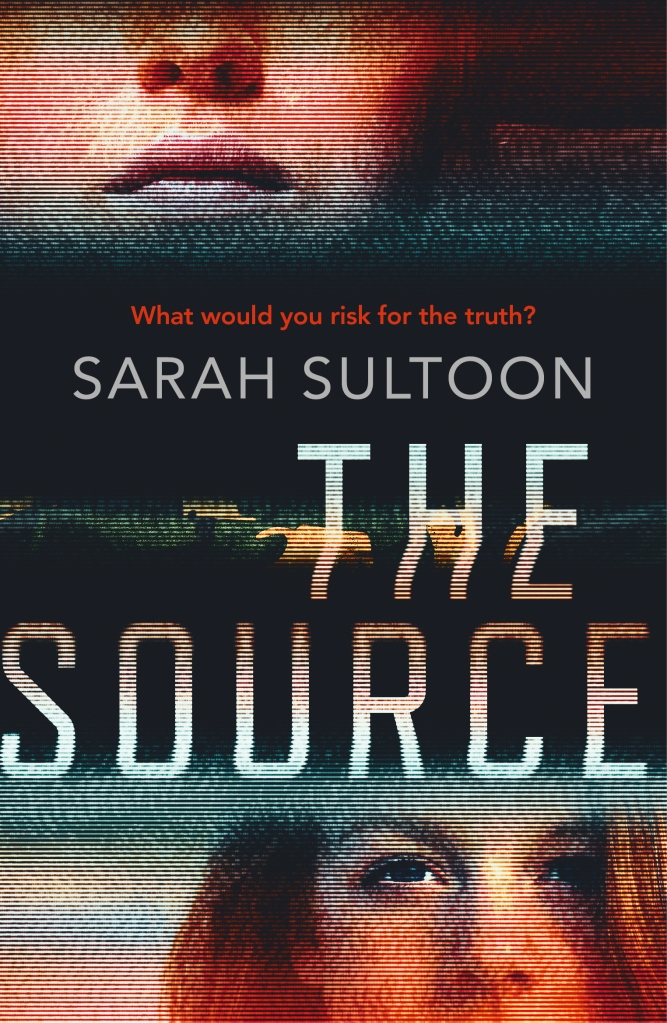 Cover of The Source by Sarah Sultoon