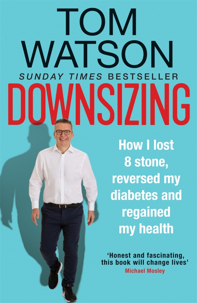 Downsized by Tom Watson cover