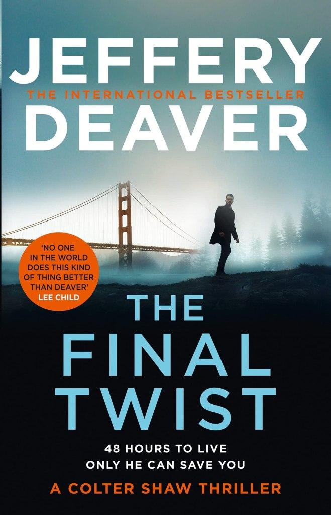 Cover of The Final Twist by Jeffery Deaver