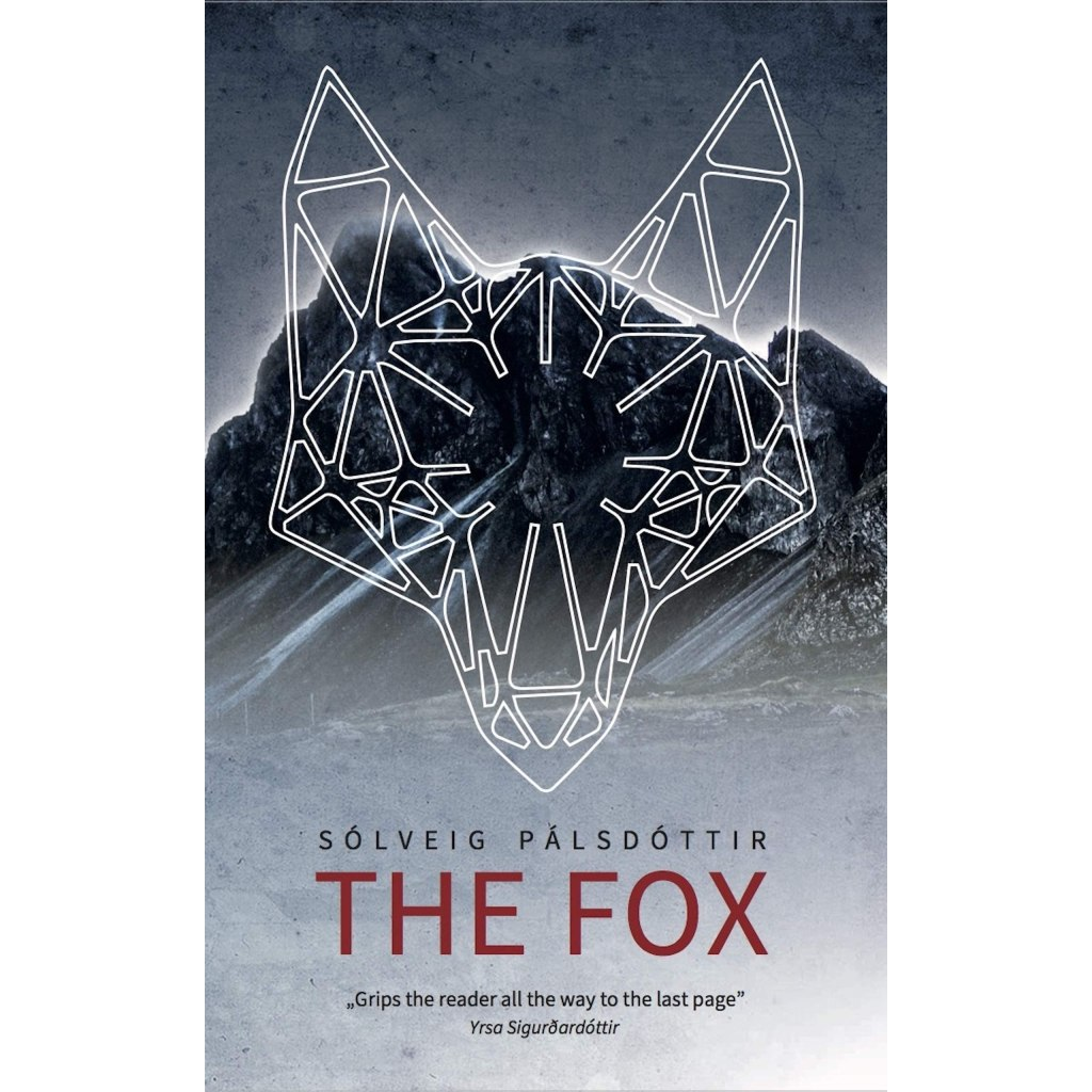 Cover of The Fox by Sólveig Pálsdóttir
