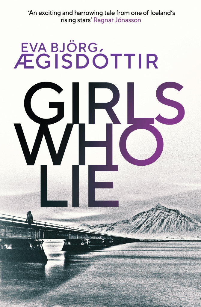 Girls Who Lie front cover