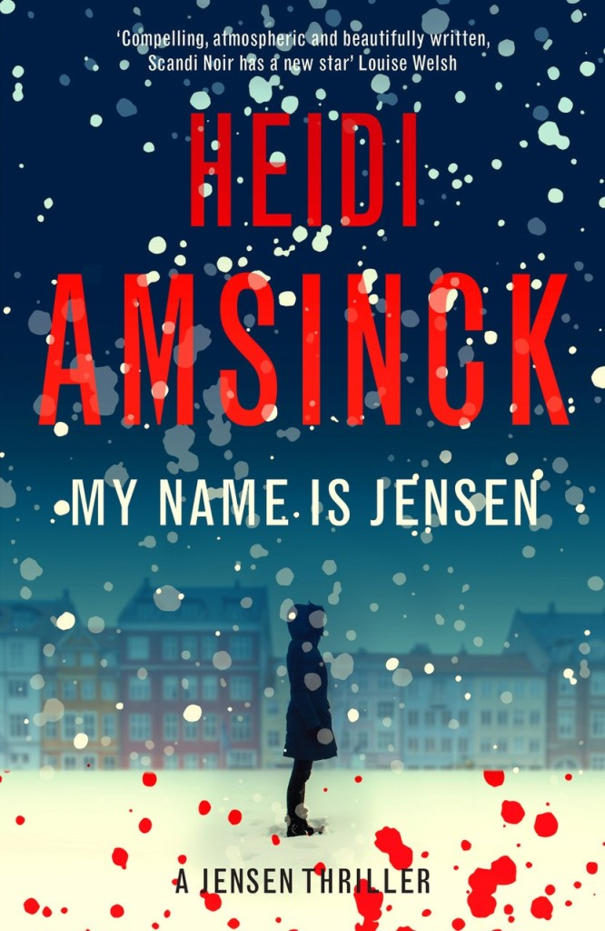 My Name is Jensen cover