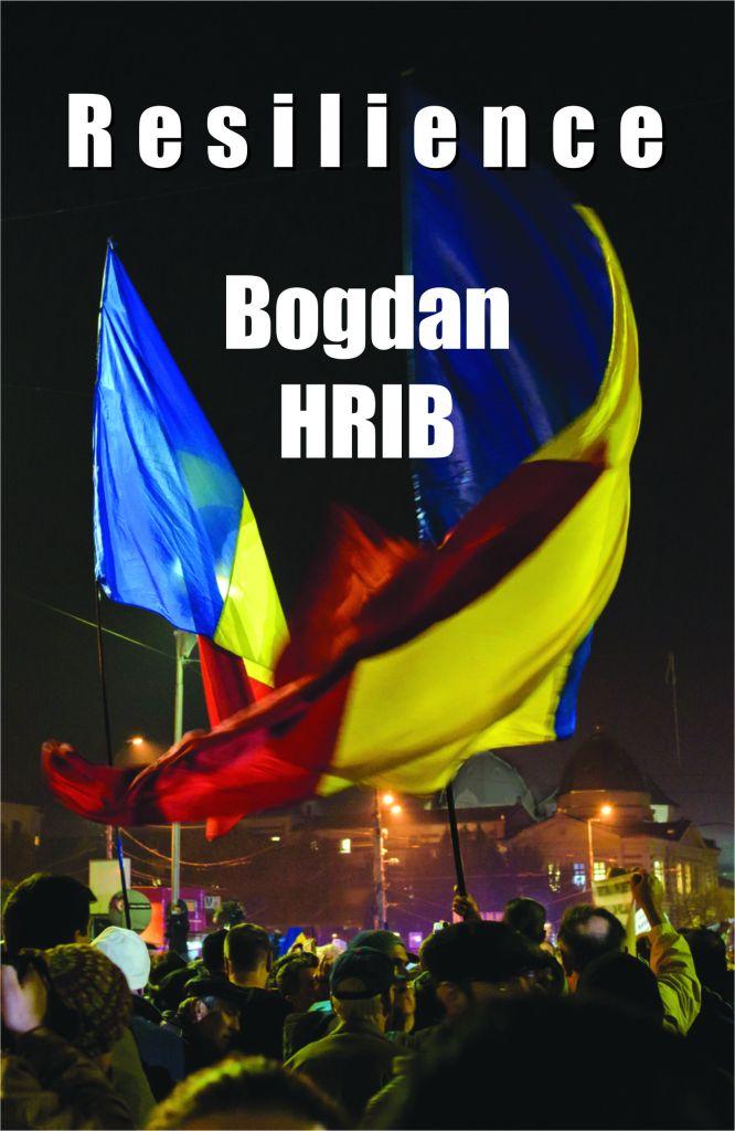 Resilience by Bogdan Hrib - cover